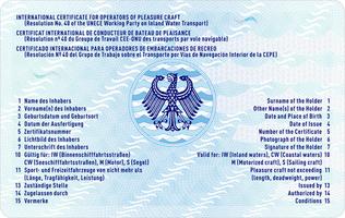 Bootsführerschein Kurs in Nürnberg, Fürth, Erlangen, Amberg, Ansbach, Bamberg