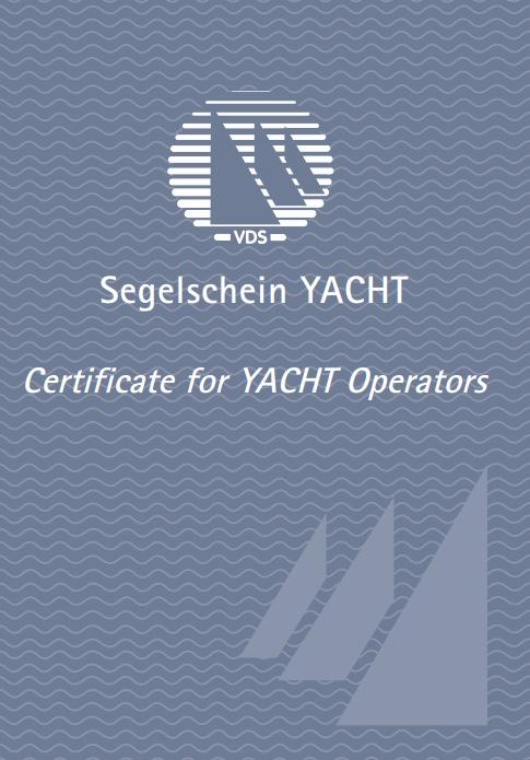 VDS Segelschein Yacht in Kroatien