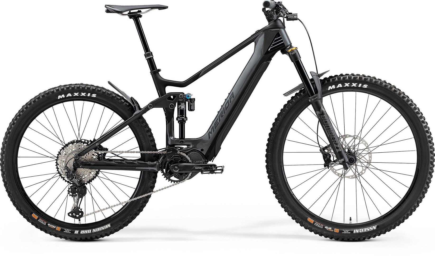 Merida Eone Sixty Grey E Bike