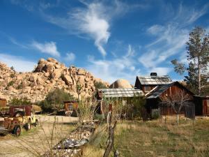 Keys Ranch Joshua Tree