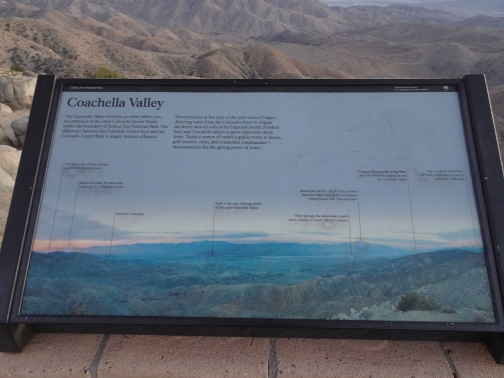 Coachella Valley - Key's View