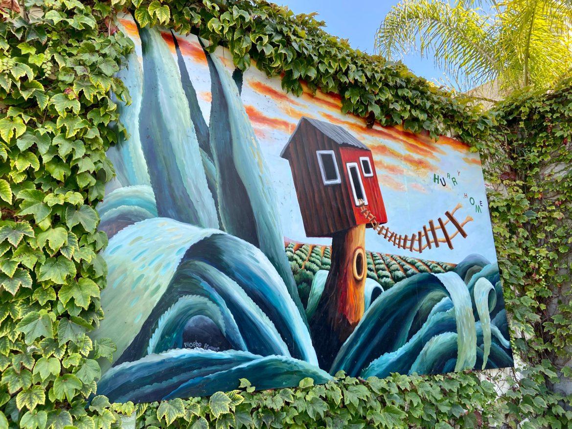 Funk Zone, Santa Barbara