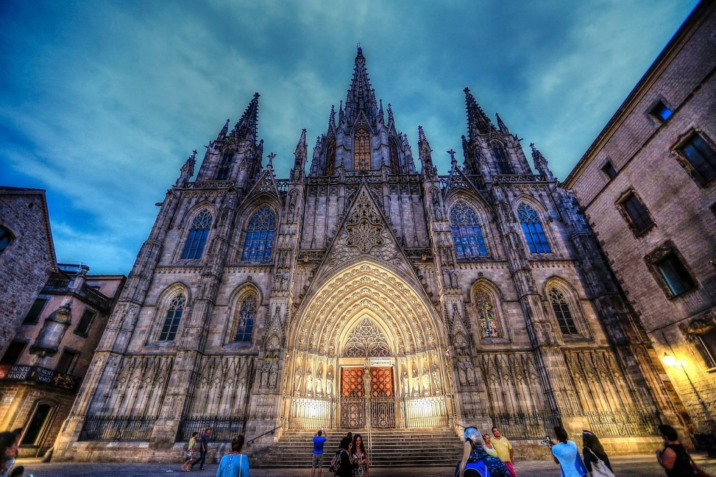 Gothic Quarter – Best of Barcelona – Things to do Barcelona