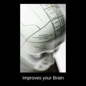 improves your brain