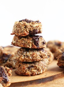Vegan bars and cookies