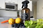 DIY Natural Fruit and Vegetable Cleaner