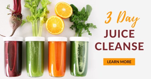 3 day juice cleanse guide