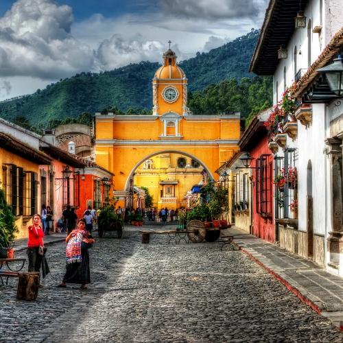 Wyjazdy do Gwatemali