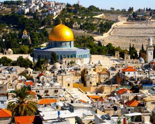 Wyjazdy do Izraela