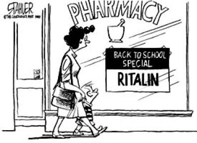 Ritaline bis