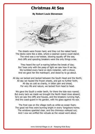 Printable Short Story For Kids