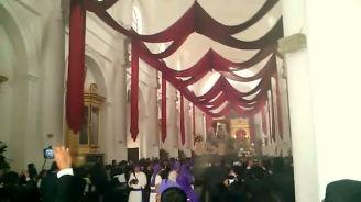 Virgen Recolescta 2013