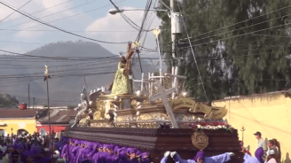 Procesion de Jesus Dulce Rabí, Jocotenango 2014 (14)