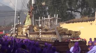 Procesion de Jesus Dulce Rabí, Jocotenango 2014 (18)