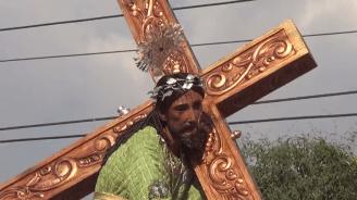 Procesion de Jesus Dulce Rabí, Jocotenango 2014 (38)