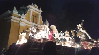 Procesión Jesús de La Merced Antigua 2014 (15)