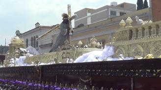 Procesion Jesus de los Milagros 2014, San Jose (14)