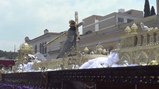 Procesion Jesus de los Milagros 2014, San Jose (16)