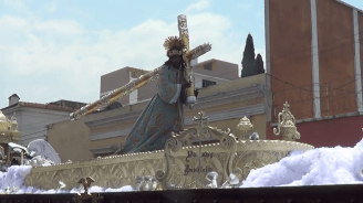 Procesion Jesus de los Milagros 2014, San Jose (22)