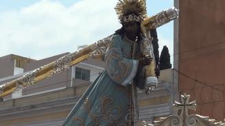 Procesion Jesus de los Milagros 2014, San Jose (24)