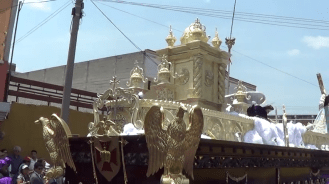 Procesion Jesus de los Milagros 2014, San Jose (49)