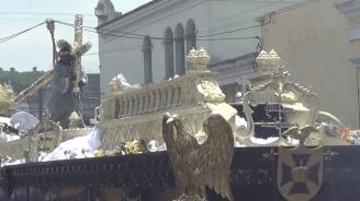 Procesion Jesus de los Milagros 2014, San Jose (6)