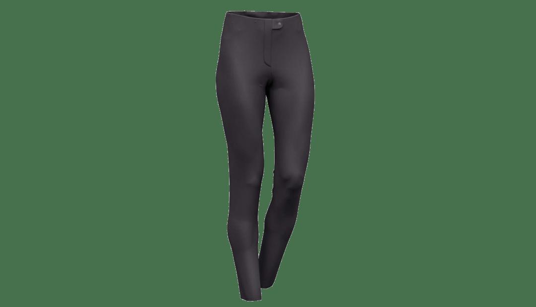 Pantaloni de schi Colmar Damă Softshell negru 0267-99
