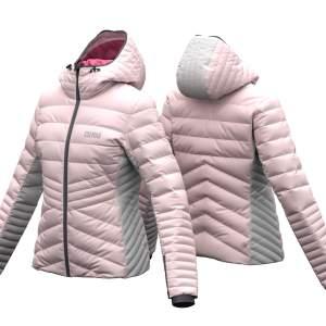 Geaca de ski Colmar Fjord roz 2837-348