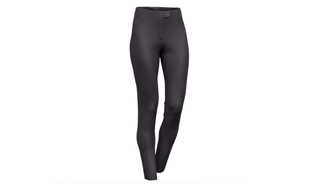 Pantaloni de ski Colmar Damă Softshell negru 0267-99