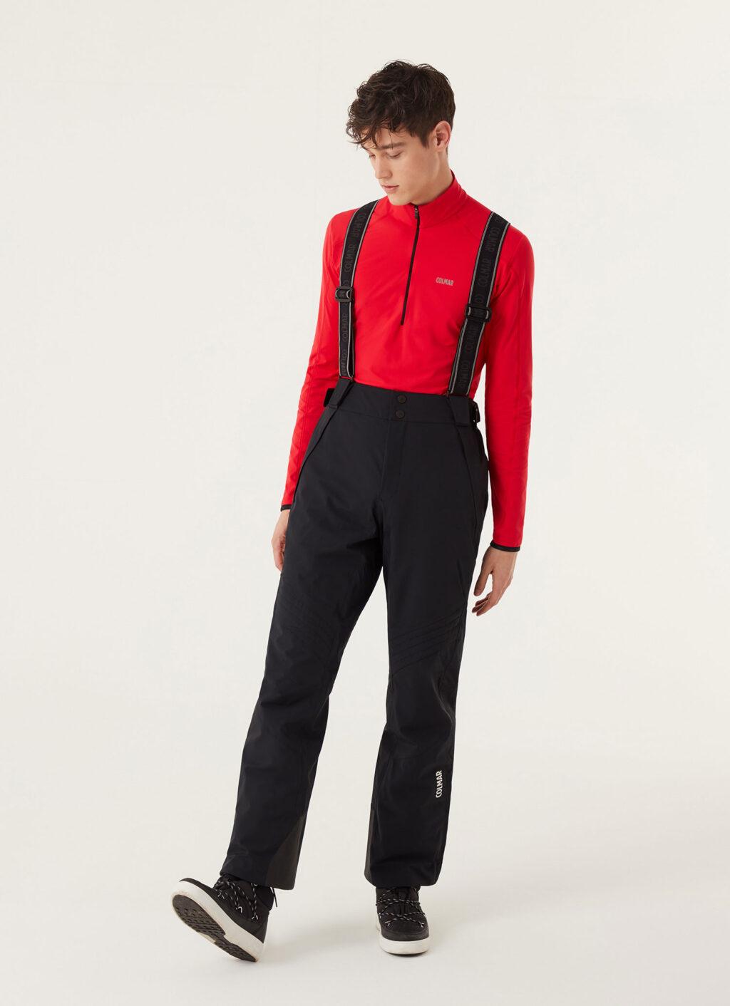 Pantaloni de ski Colmar Stretch Advanced negru