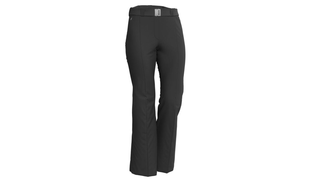 Pantaloni de ski Colmar Damă Stretch Advanced Negru 0433-99
