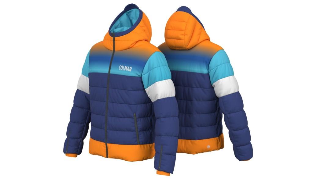 Geaca de ski Colmar Technologic Portocaliu 1054-440