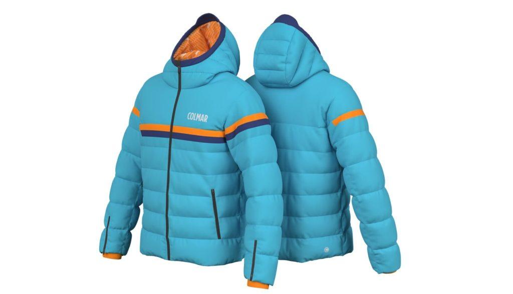 Geaca de ski Colmar Technologic Albastru 1056-452
