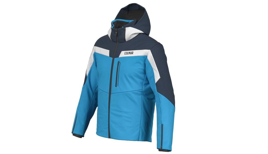 Geaca de ski Colmar Golden Eagle Albastru 1306-355