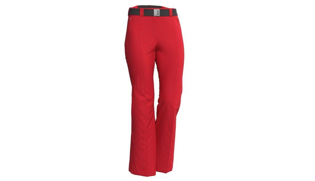 Pantaloni de ski Colmar Damă Stretch Advanced Rosu 0433-15