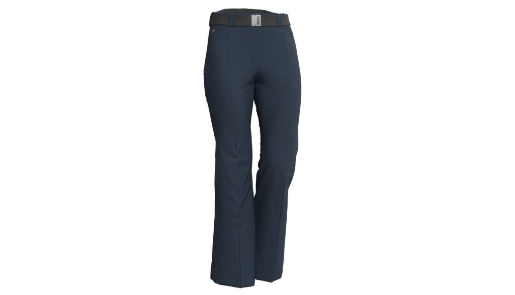 Pantaloni de ski Colmar Damă Stretch Advanced Blue Marine 0433-167