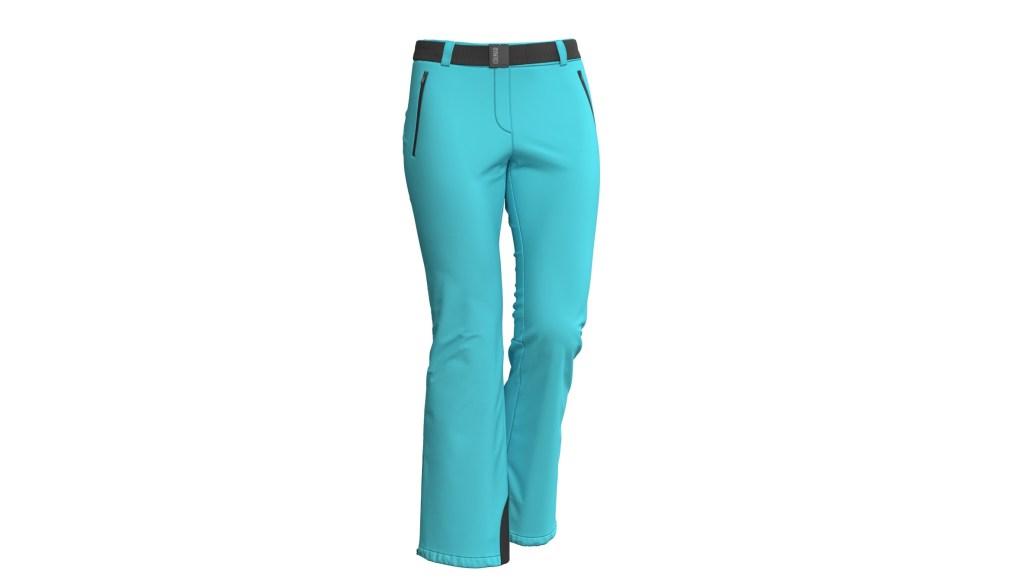 Pantaloni de ski Colmar Mech Albastru 0441-62