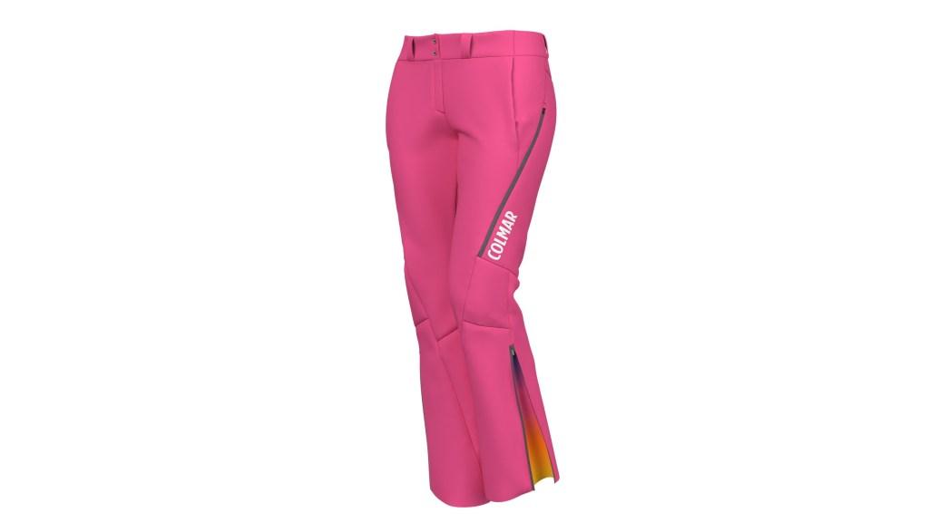 Pantaloni de ski Colmar Mech Roz 0447-437