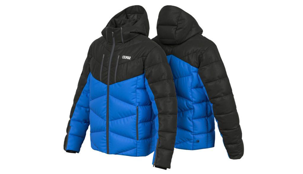 Geaca de ski Colmar Chamonix Albastru 1064-272