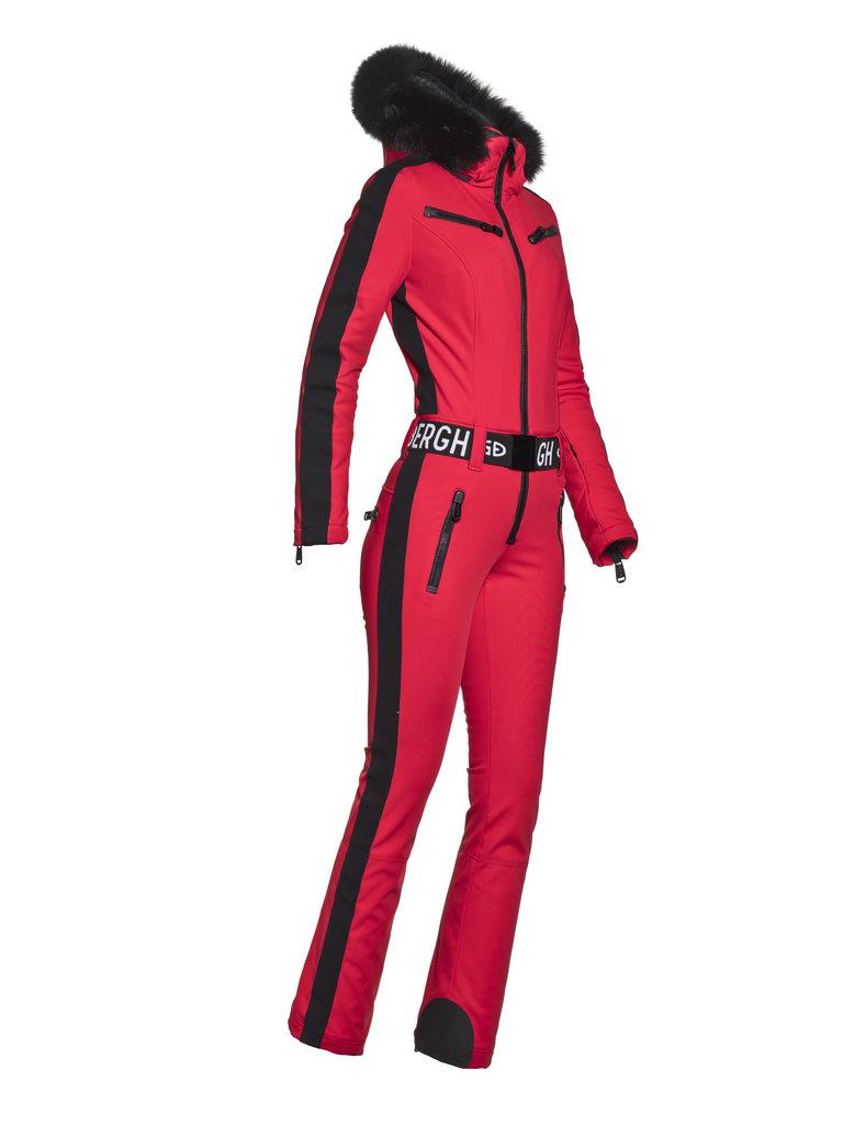 Costum de ski Goldbergh Damă Empress Roșu GB1692204-459