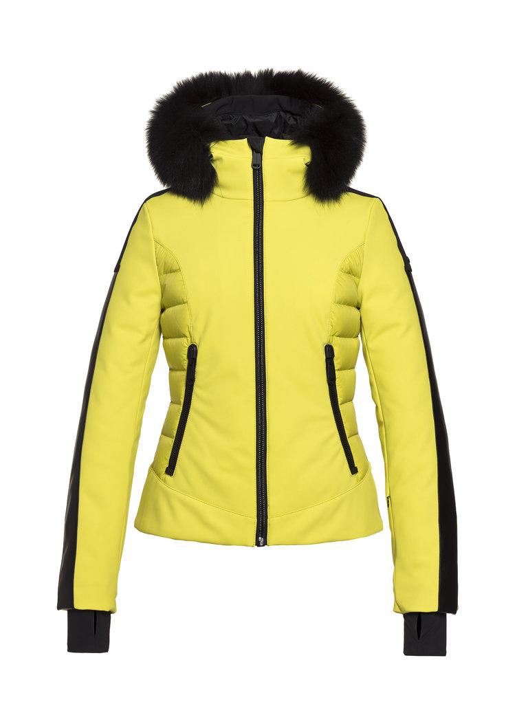 Geacă de ski Goldbergh Damă Kaja Galben GB1610204-105