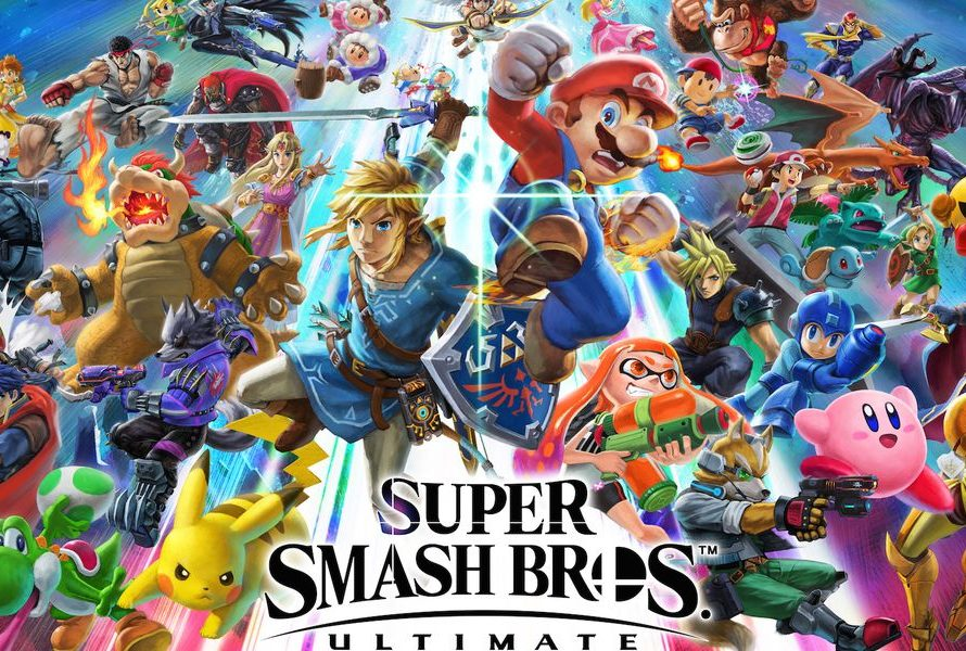 Super Smash Bros Ultimate Dvoile Une Date De Sortie
