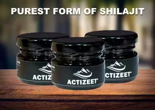 PUREST FORM OF SHILAJIT