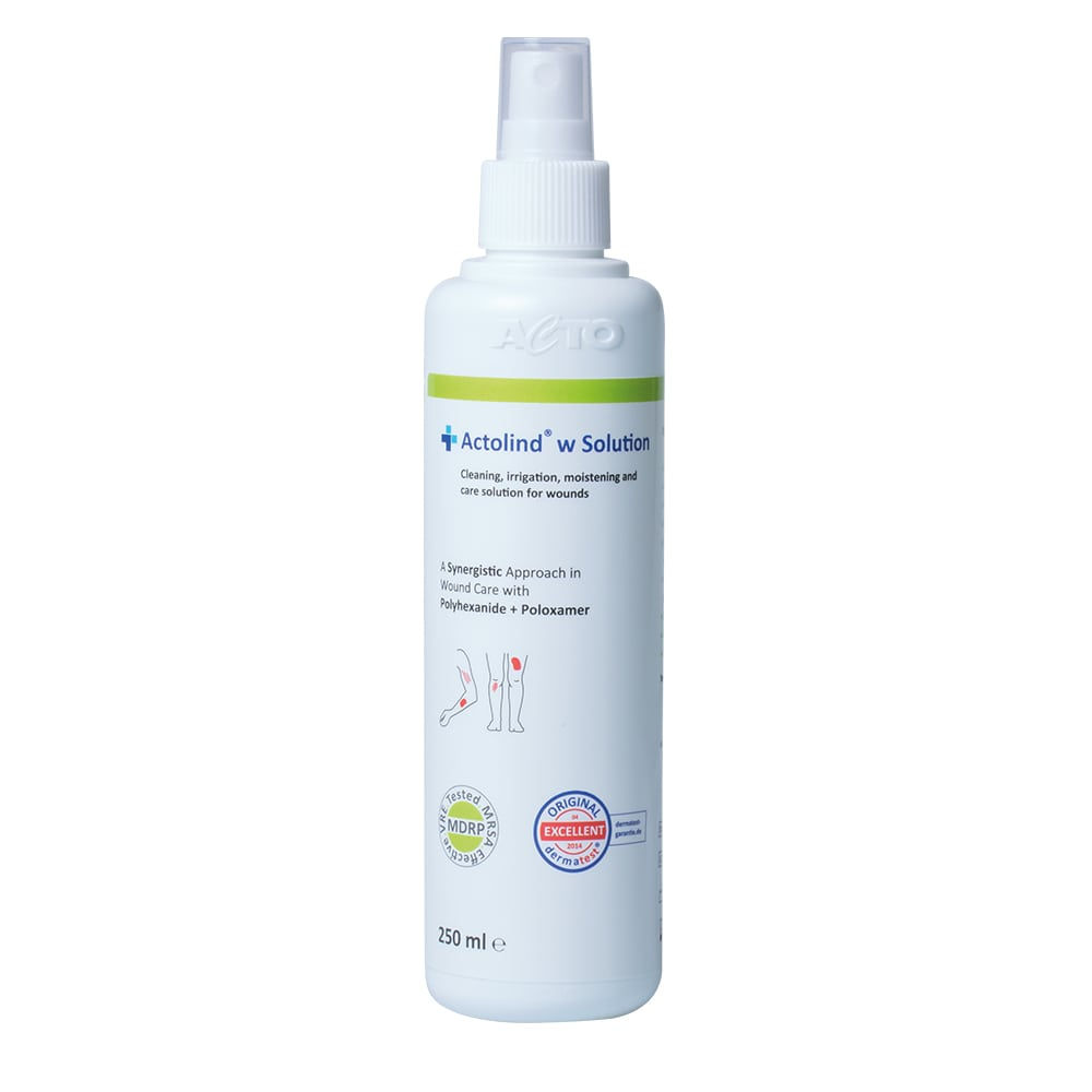 Actolind w Solution 250 ml