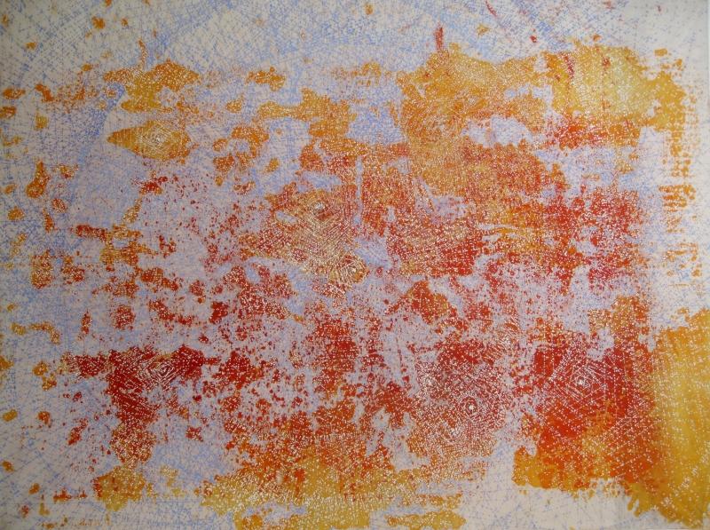 D'incidences en incidences, mine de plomb et acrylique sur toile, 202x272 cm, 2011_2012 1920 300 dpi