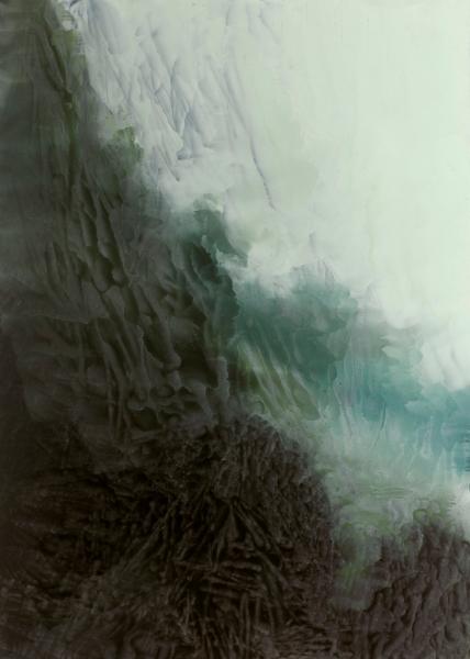 22 brouillard sur la montagne 2012 Huile sur toile 170x120cm 1920 72 dpi