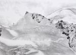 le mt blanc vu de l'aiguille du midi 45,5 -64,5 cm 1920 72 dpi