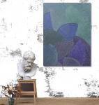 T-AILES BEATRICE BISSARA IS 130X97cm, acrylique sur toile, 2020 HD n98 1920 72 dpi