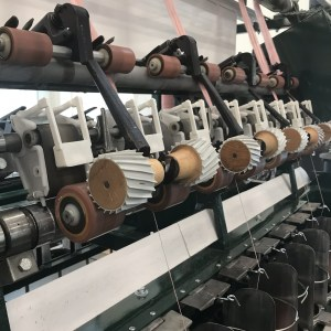Equipment at the Hoof-to-Hanger Fiber Mill