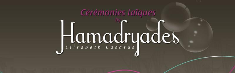 hamadryades événementiel-projet-web-site-design